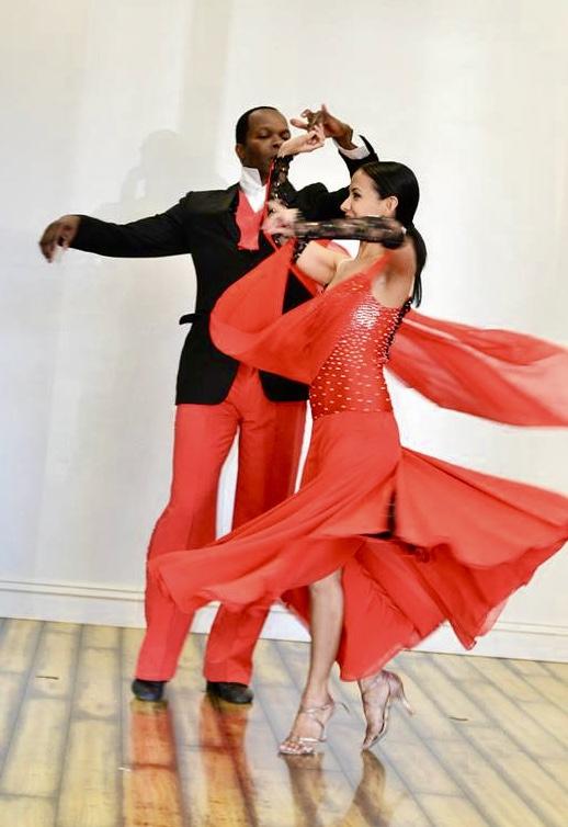 ballroom dance show
