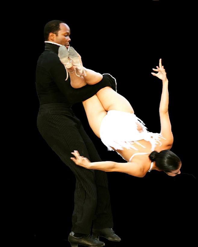 ballroom dance entertainment couple