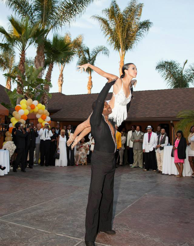 ballroom dance entertainment