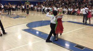 Kids tango dance