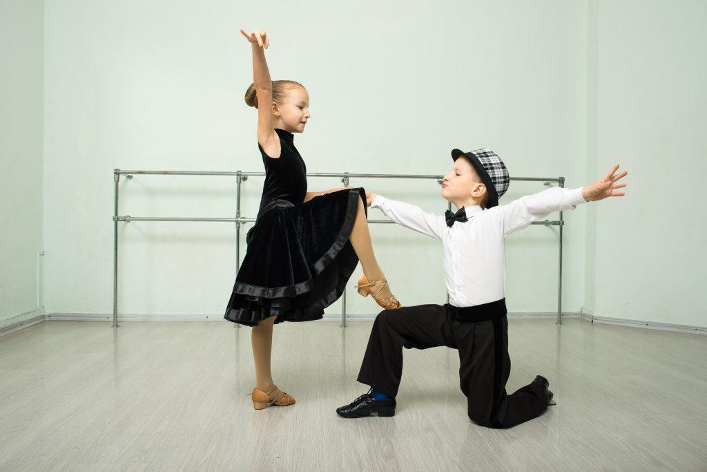 kids dance performance