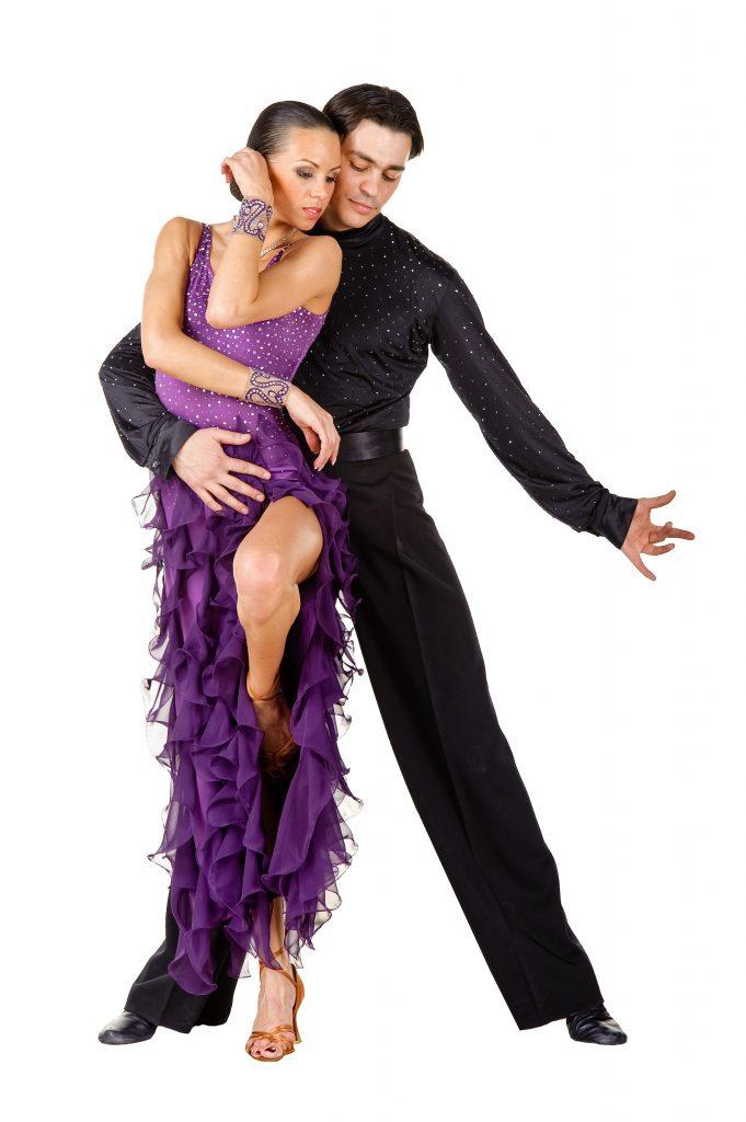 latin dance show