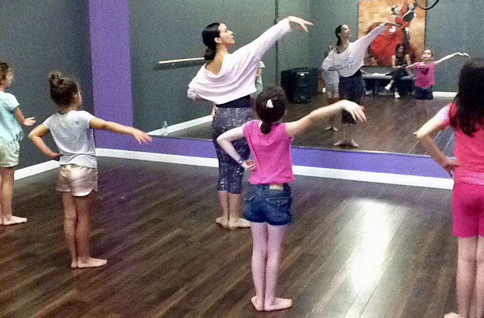 kids dance program